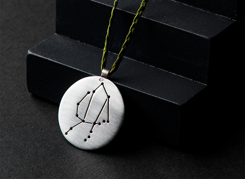 Ophiuchus Simple Pendant jewelry image
