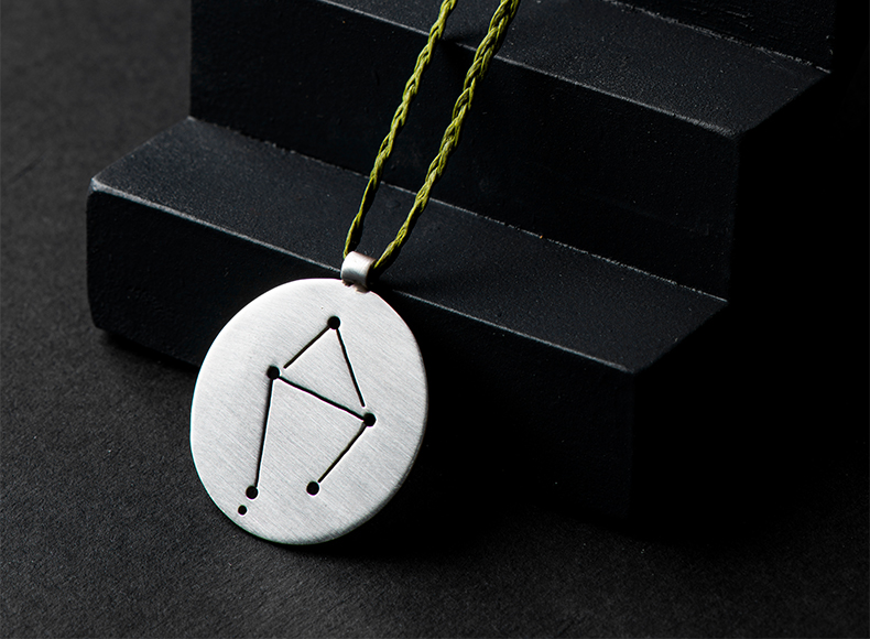 Libra Simple Pendant jewelry image